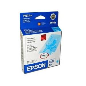 CARTUCHOS EPSON 63 CYAN C/67-87 CX3700-4100-4700 X U