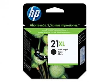 CARTUCHOS HP 21XL NEGRO X UNIDAD