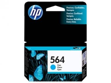 CARTUCHOS HP 564 CIAN X UNIDAD