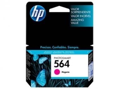 CARTUCHOS HP 564 MAGENTA X UNIDAD