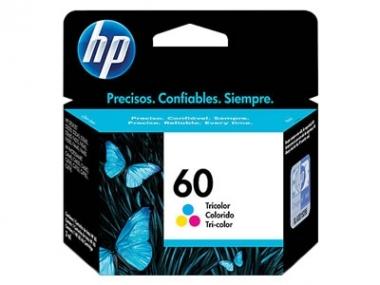 CARTUCHOS HP 60 COLOR X UNIDAD