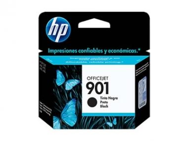 CARTUCHOS HP 901 NEGRO X UNIDAD
