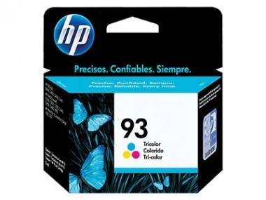 CARTUCHOS HP 93 COLOR X UNIDAD