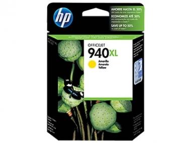 CARTUCHOS HP 940 XL AMARILLA X UNIDAD