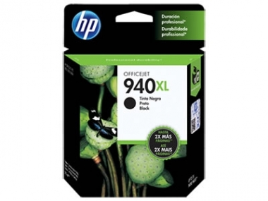 CARTUCHOS HP 940 XL NEGRO X UNIDAD