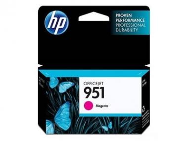 CARTUCHOS HP 951 MAGENTA X UNIDAD