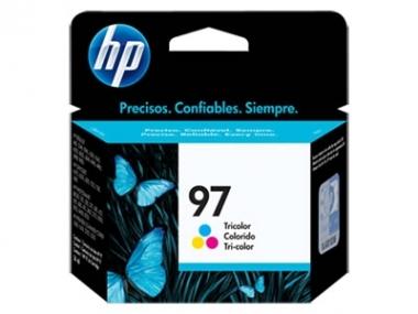 CARTUCHOS HP 97 COLOR X UNIDAD