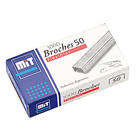 BROCHES MIT 50 X 1000 UNIDADES