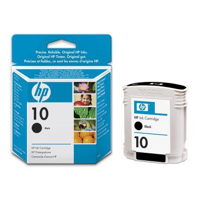 CARTUCHOS HP 10 NEGRO X UNIDAD