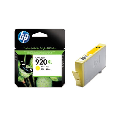 CARTUCHOS HP 920XL AMARILLO X UNIDAD